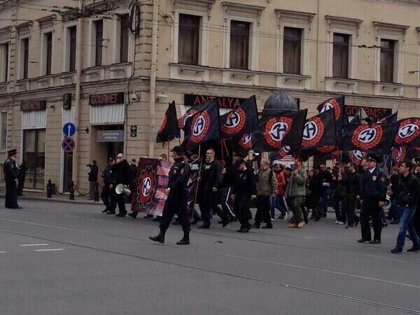 Прокуратура открыла дело по факту надругательства над флагом Украины сепаратистами в Мариуполе - Цензор.НЕТ 9039